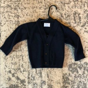 Julius Berger boys pullover. Made in the USA